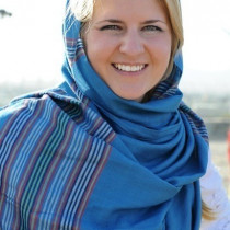 Lauryn Oates: Global ambassador for literacy in Afghanistan
