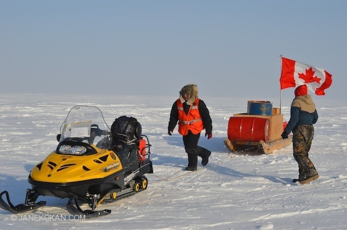 Sovereignty Exercises in Resolute Bay, Nunavut